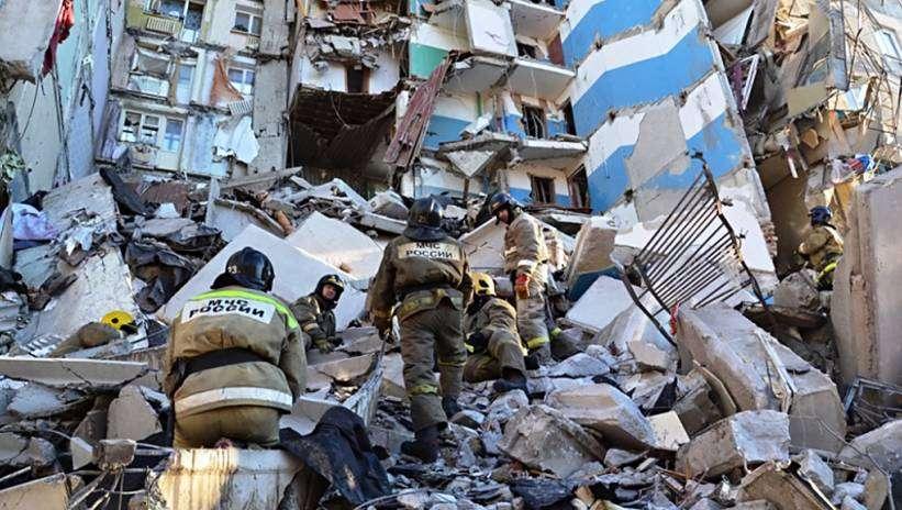Rosja: 37 ciał znaleziono pod gruzami budynku w Magnitogorsku