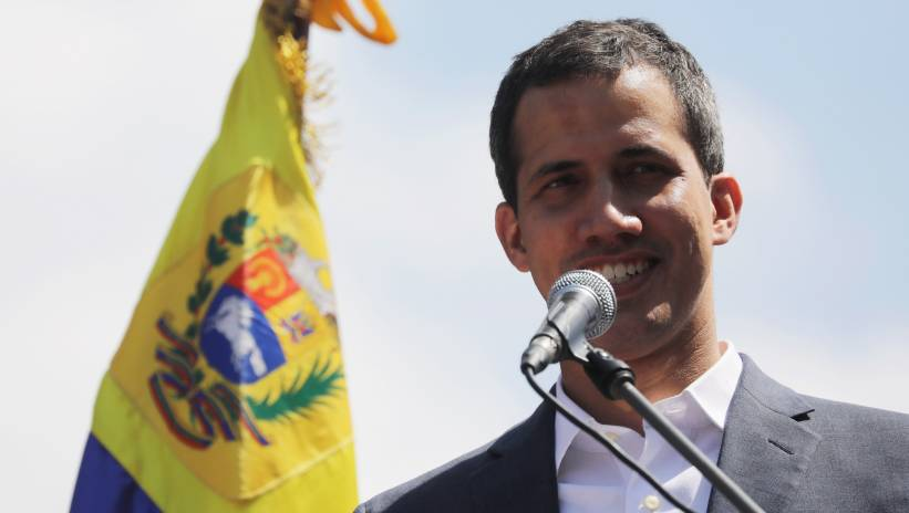 Guaido: interwencja USA w Wenezueli to skrajna możliwość