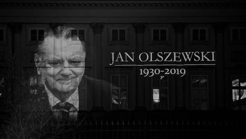 Nie żyje b. premier Jan Olszewski