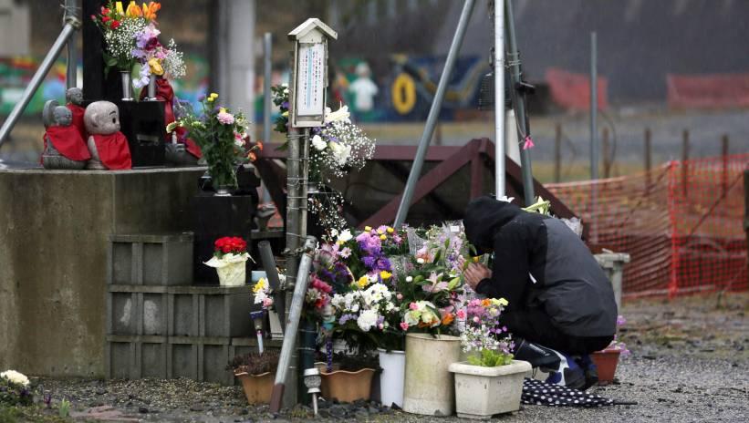 Japonia: złożono hołd ofiarom trzęsienia ziemi, tsunami i wypadku nuklearnego