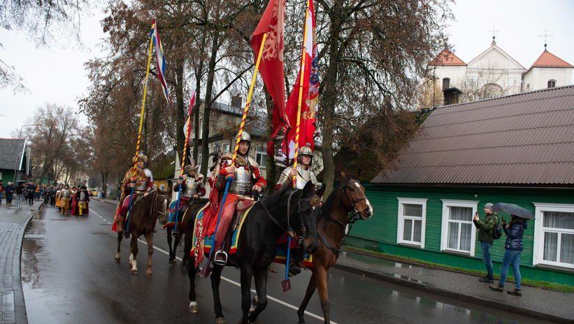 Litwa: obchody Święta Niepodległości Polski w Trokach