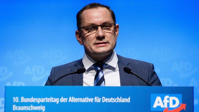 Niemcy: partia AfD wybrała nowego współprzewodniczącego