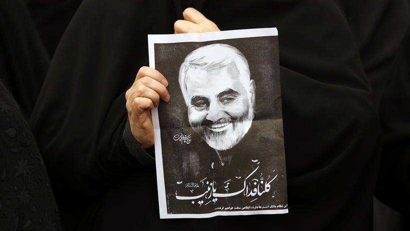 """Iran rozważa 13 """"scenariuszy zemsty"""" na USA"""