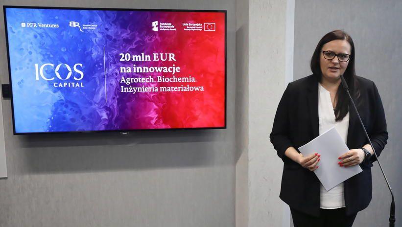 MFiPR: 40 mln zł ze środków UE na innowacje m.in. w branżę rolno-spożywczą