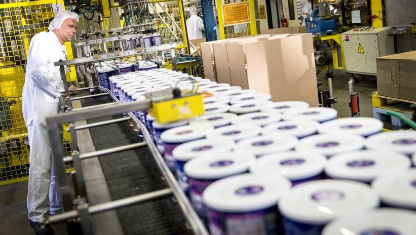 Francuski koncern Danone zwolni do 2 tysięcy pracowników