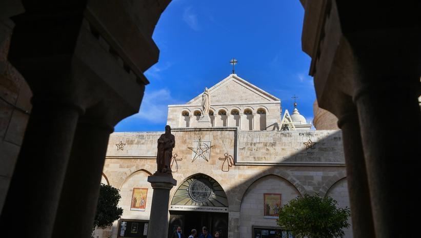 Betlejem bez turystów, świąteczne ograniczenia w Watykanie