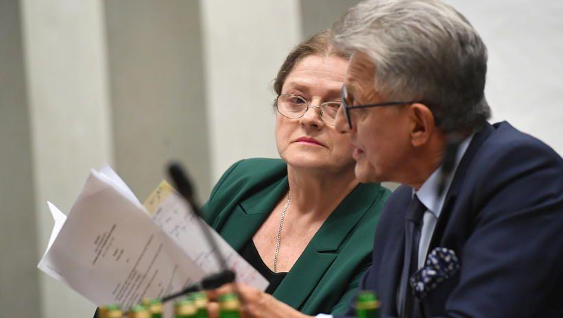 Lewica chce wszczęcia procedury dyscyplinarnej wobec Krystyny Pawłowicz