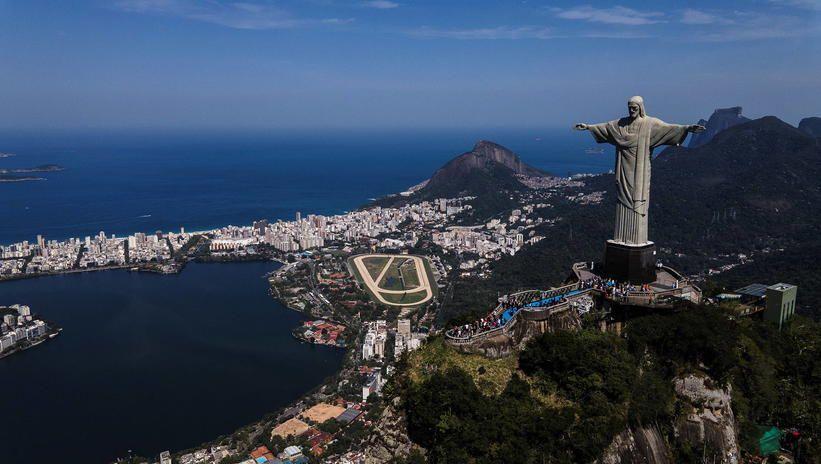 W Brazylii powstaje gigantyczna figura Chrystusa będzie większa od tej z Rio