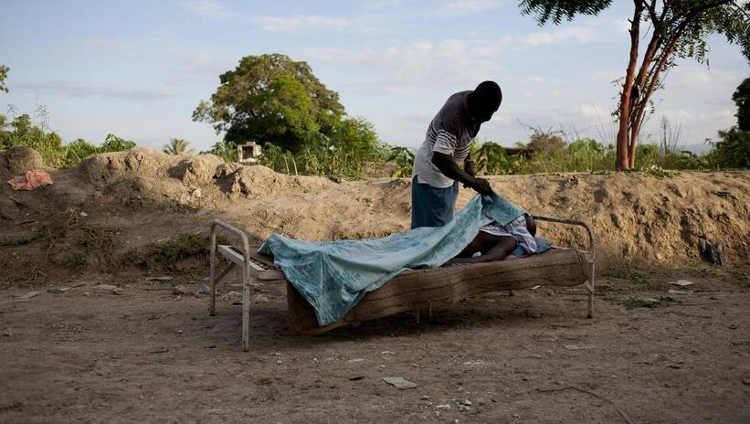 Epidemia cholery w Nigrze. Zmarło ponad 100 osób