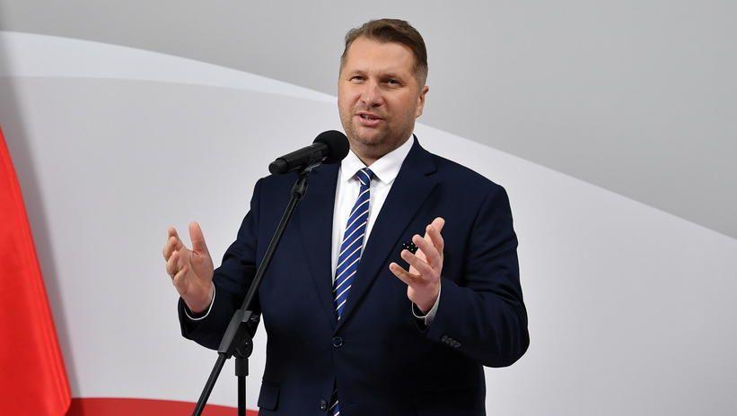 Czarnek: chcę porozmawiać z prezesem Kaczyńskim m.in. o reformie warunków pracy nauczycieli