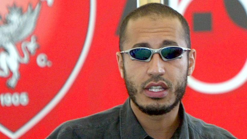 Syn Kaddafiego wyszedł na wolność