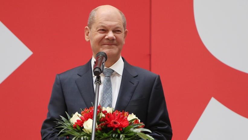 Scholz: wyborcy pokazali, że to SPD razem z Zielonymi i FDP powinna utworzyć rząd