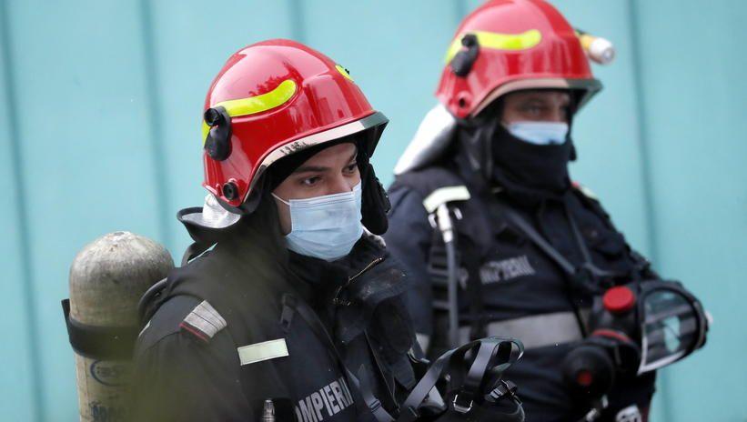 Pożar szpitala covidowego w Rumunii: co najmniej dziewięć osób nie żyje